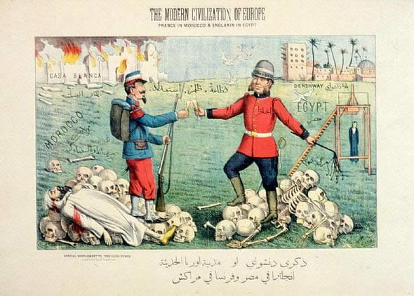 Scramble for Africa | France and Britain