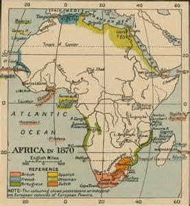 digital history of colonial Africa | pre-WorldWar I
