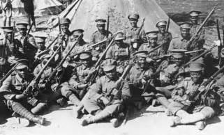 digital history of colonial Africa | World War II