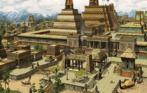 digital history of the Early Americas | Aztec | communities