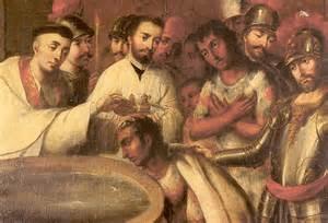 digital history of colonial Latin America | religion