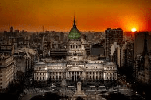 Argentina | power