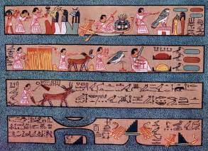 digital history of Ancient Egypt | literature | development