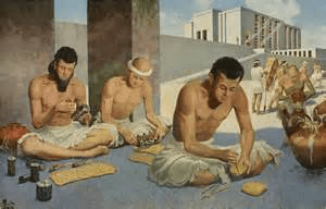 digital history of the Near East | Sumer |  learning