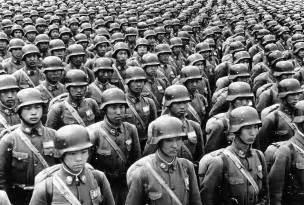 power   Japanese militarism