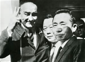 modern Korea   power