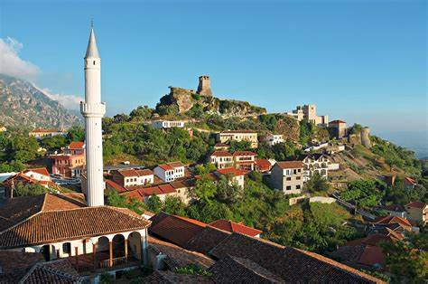 digital history of modern Europe | Albania