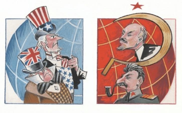 Russia | Cold War