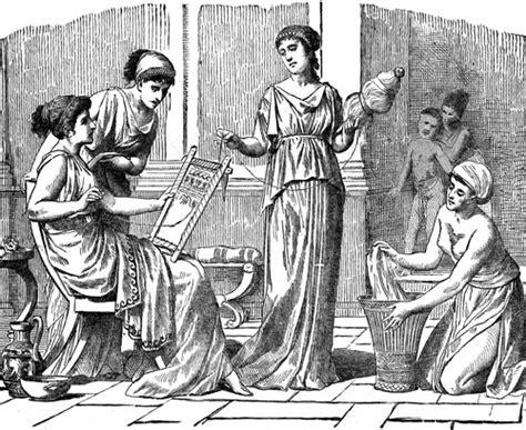 digital history of society in Greece | women