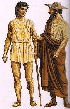 digital history of society in Greece | dress