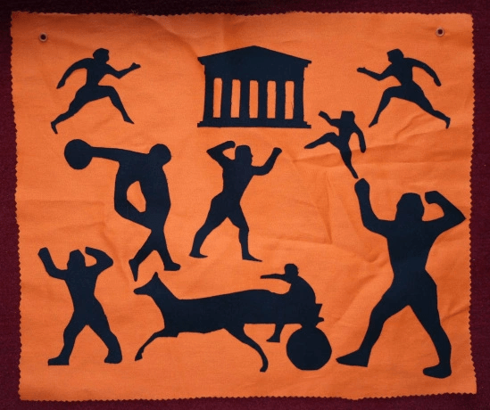 digital history of the culture of Greece | athletics