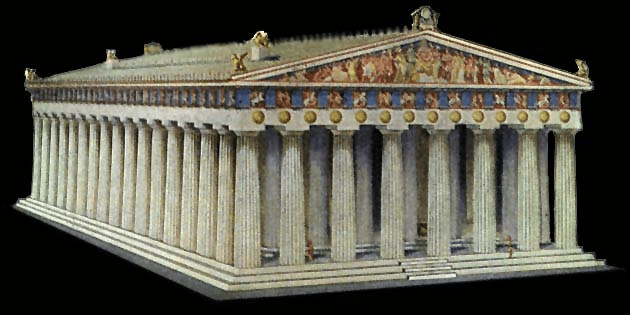 digital history of the Age of Pericles | culture