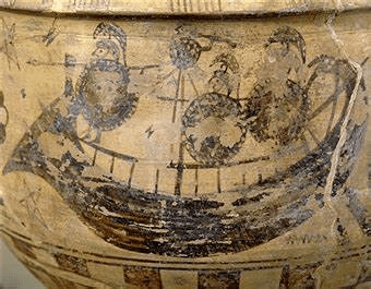 digital history of the Etruscans   economy
