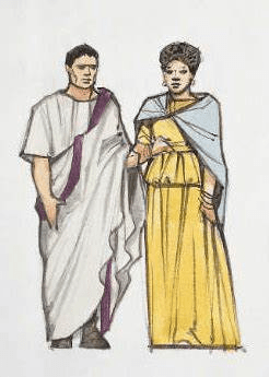 digital history of society in Rome | patricians