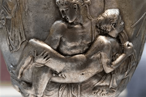 digital history of society in Rome | sexuality