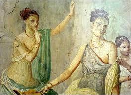 digital history of society in Rome |  fashion