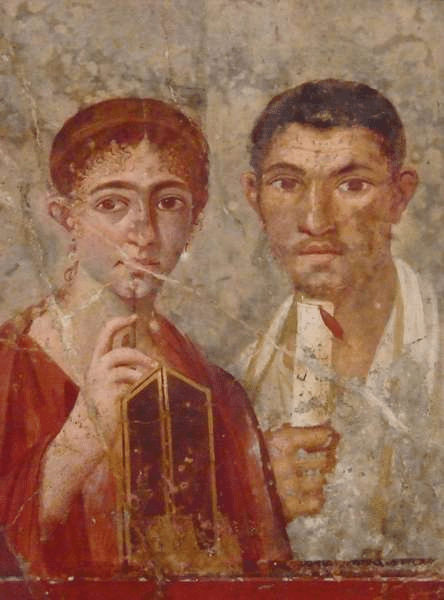 digital history of culture in Rome | painting