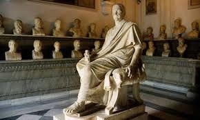 digital history of culture in Rome | philosophy | Empire