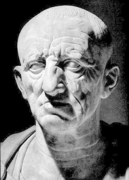 digital history of culture in Rome | Cato the Elder