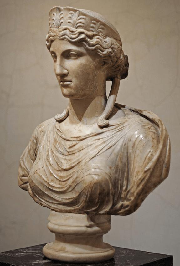 digital history of culture in Rome | sculpture