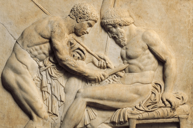 digital history of culture in Rome | surgery