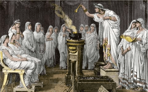 digital history of religion in Rome