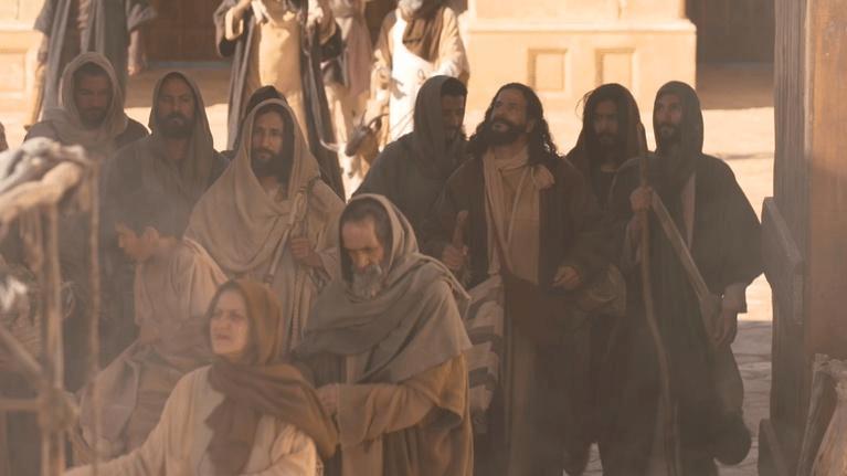 Jesus | final break