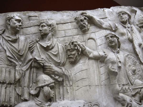 Augustus | foreign affairs