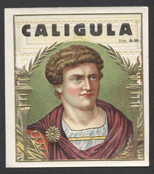 Caligula | governance