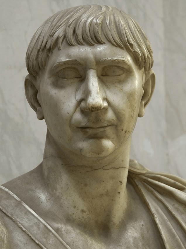 digital history of the Roman Empire | Nerva