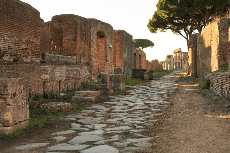 Roman roads   streets