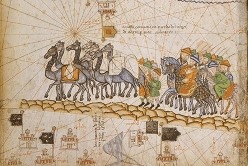 digital history of the economy of Rome    trade