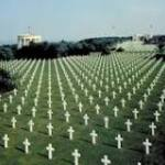 American Cementary at Colleville