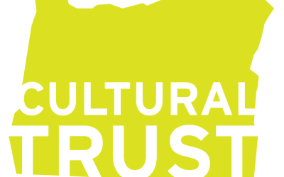 Oregon Cultural Trust benefits from your contributions to Wisdom