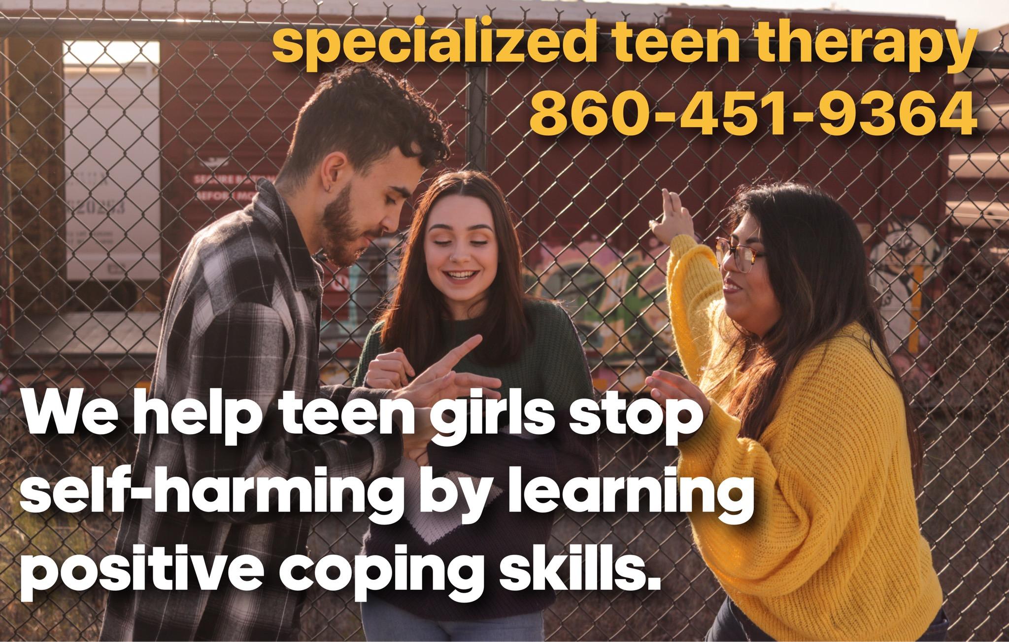 Self Harm In Teenagers
