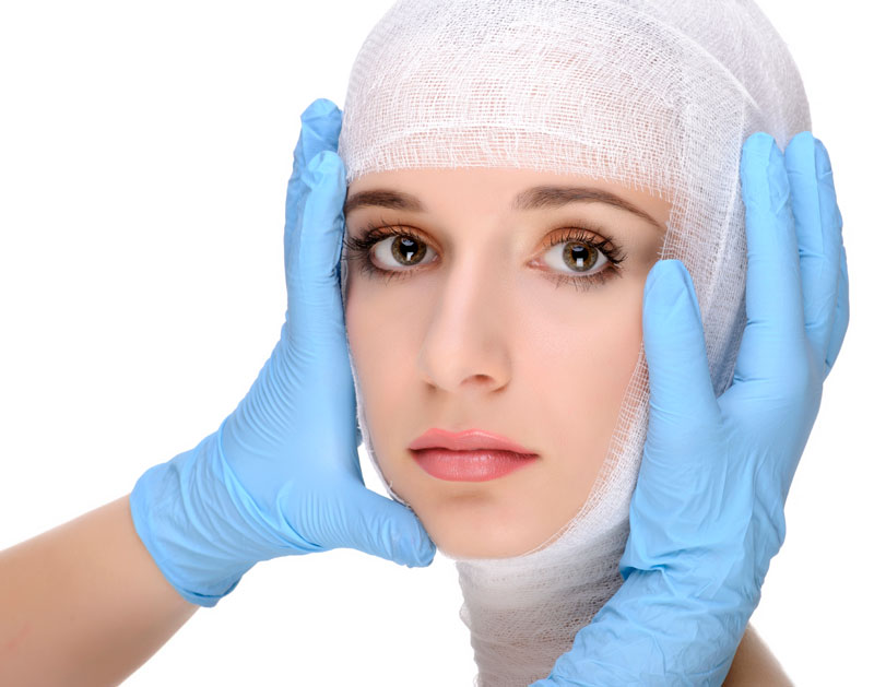 how to reduce swelling in your face after cosmetic surgery