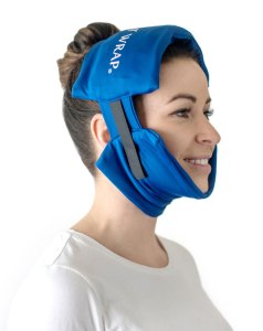 wrap around ice pack for heads