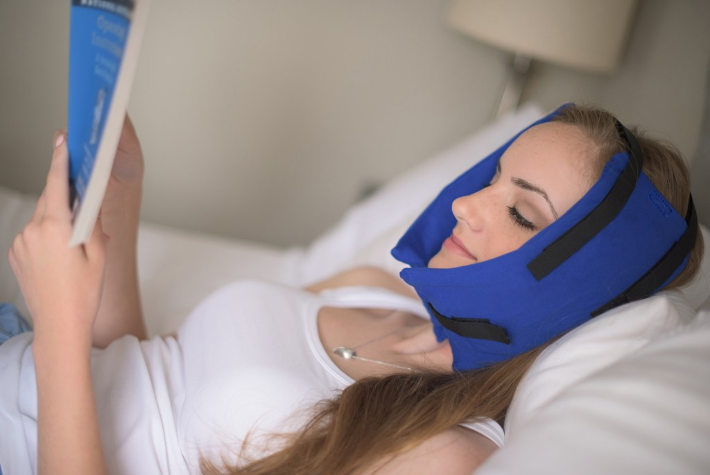 Dry Socket Pain Relief - WISDOM WRAP® Ice and Heat Therapy