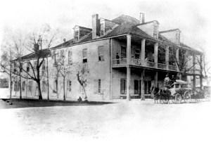 capitol building houston