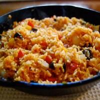 Abuela's Sofrito Rice