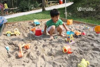 露營營地總整理 | 沙坑營地。孩子的沙堡樂園