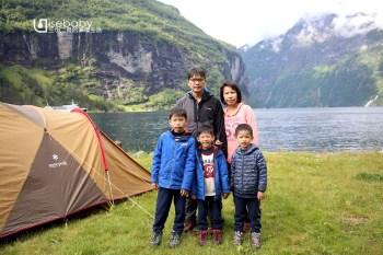 露營 | 三小二鳥的營地全紀錄