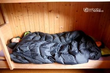 國外露營 | 2大3小怎麼睡4人Cabin小木屋
