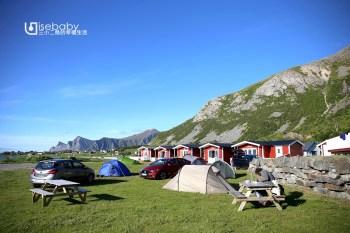 挪威 | 在北極圈羅浮敦群島露營.Ramberg Gjestegård