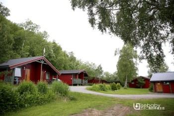 挪威露營小木屋。鄰近Bodo的推薦營地Fauske Camping