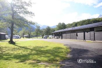 挪威 | 露營。黃金之路住宿推薦.Andalsnes Camping & Motell