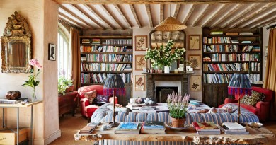 Essential English Country House Decoration Ideas