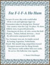 FIFA, ballet, danseur noble, ballerina, sonnet, poetry, poem,