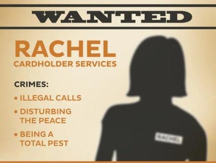 Rachel-robocall