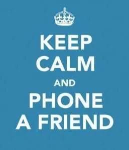 PhoneAFriend
